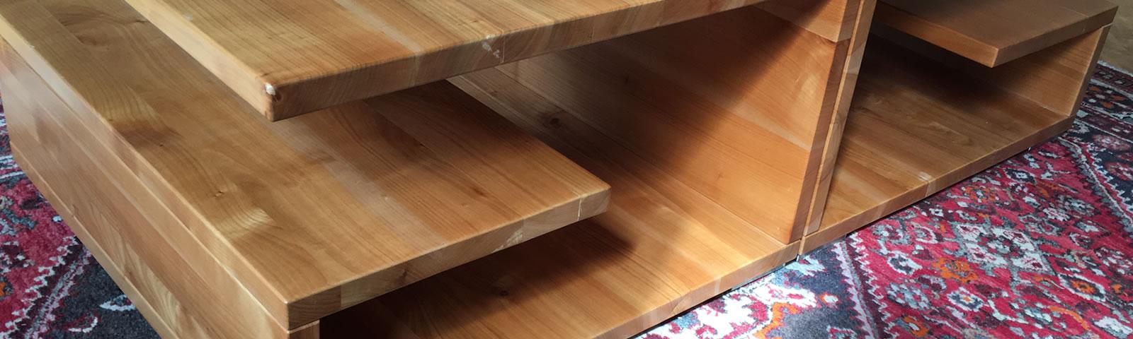 schreinerwerkstatt seeger berblick unserer schreinerarbeiten betten tische regale schr nke. Black Bedroom Furniture Sets. Home Design Ideas
